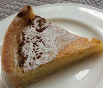 Quick Lemon Tart